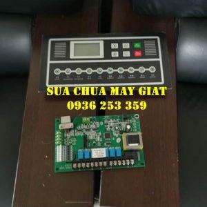 Bộ màn hình và bảng điều khiển điện điện tử dùng cho máy giặt công nghiệp