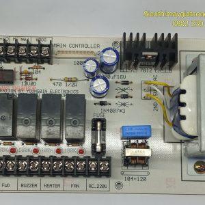 Bo bảng mạch điều khiển máy sấy công nghiệp