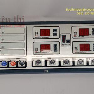 Màn hình điều khiển máy sấy công nghiệp