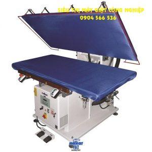 Cầu là có hệ thống máy nén khí cho đồ dệt kim MalKan MTRU2P