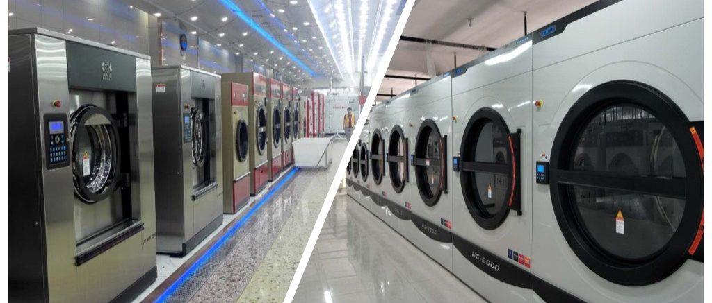 Siêu thị thiết bị giặt là
