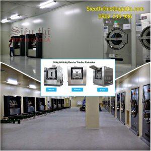 Máy giặt phòng sạch, máy giặt găng tay y tế