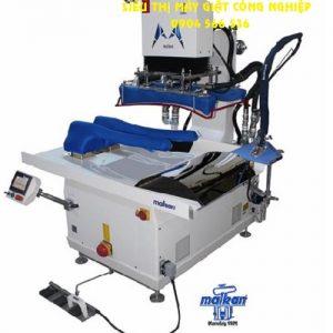 Máy là phần bên ngoài tay áo tích hợp hệ thống nén khí tuyến tính dạng dọc MalKan UPP28LS2